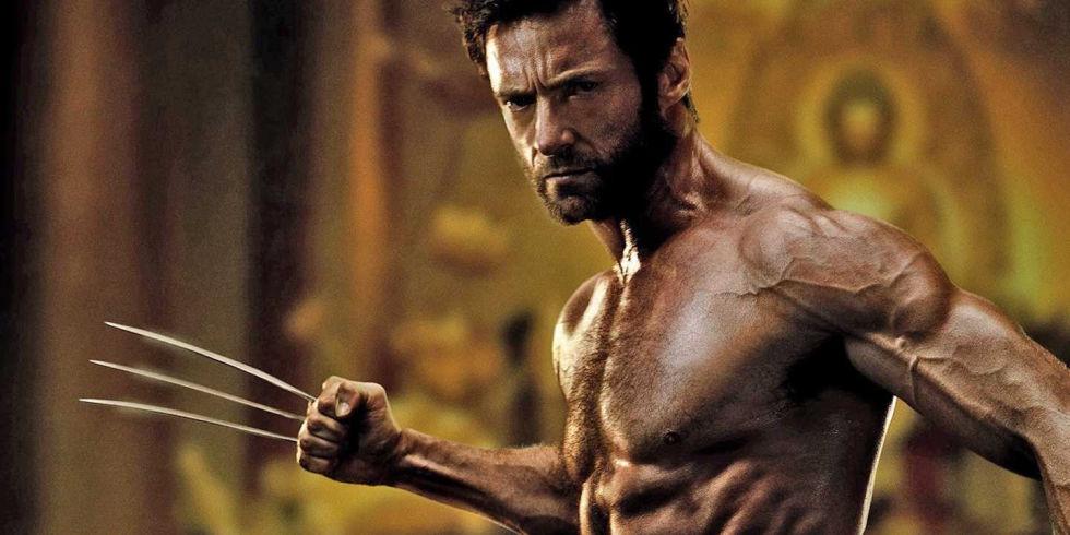 Hugh Jackman – Wolverine Workout