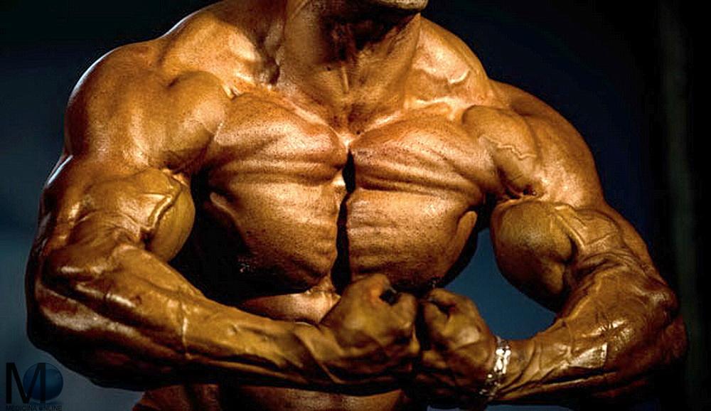 Nutrizione sportiva o steroidi