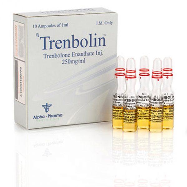 trenbolone steroideo