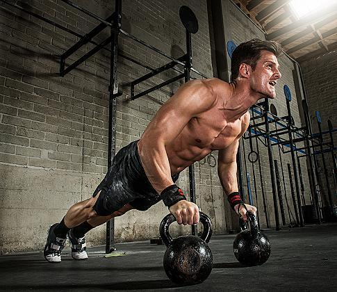 Punti di forza di allenamento per la forza