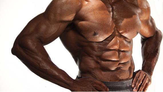 Come pompare i muscoli pettorali