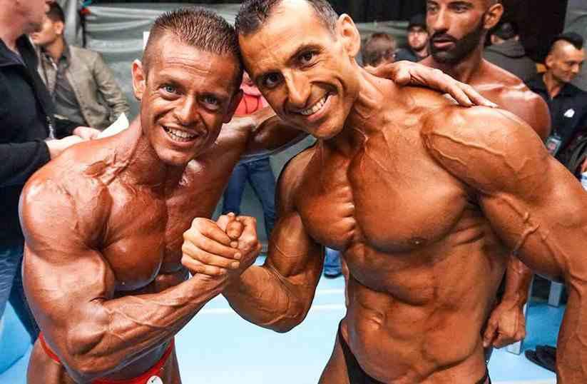 Correggere il bodybuilding
