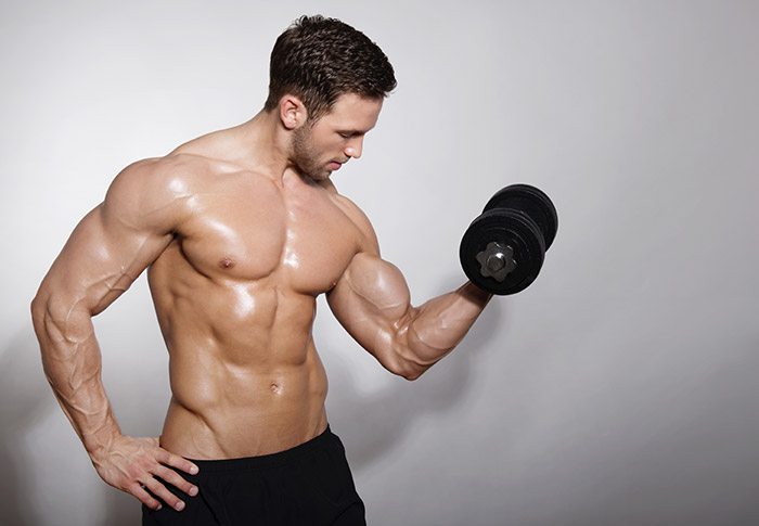 Accumulo di massa muscolare