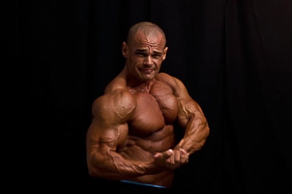 cos'è il bodybuilding