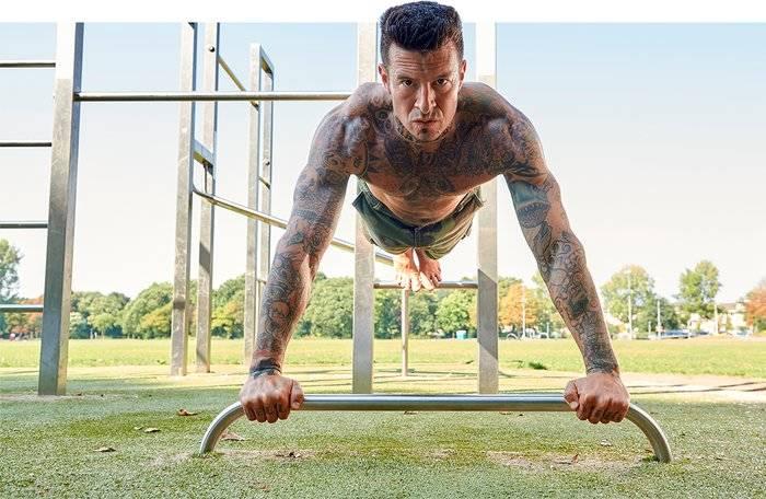 bodybuilding peso corporeo